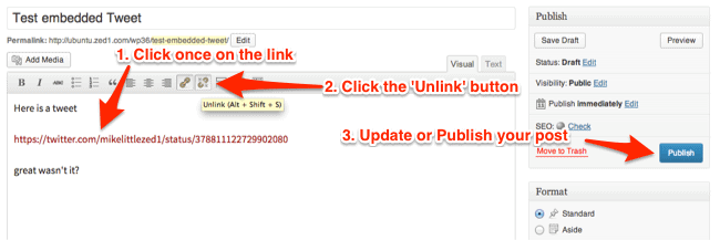 Unlink_a_link